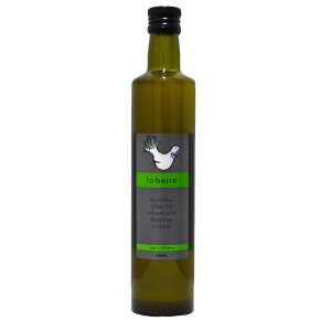 olive oil infused-with-rosmary-+-garlic