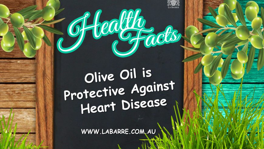 Olive Oil Health Facts #3