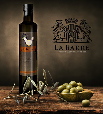 truffle olive oil