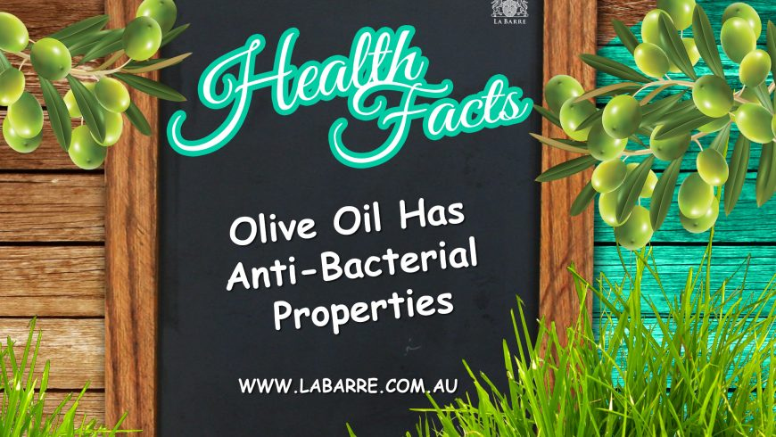 Olive Oil Health Facts #2